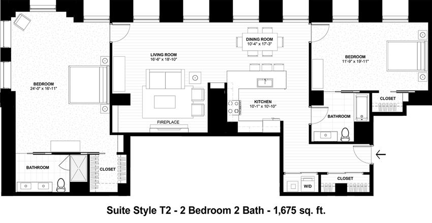 Suite Style T2