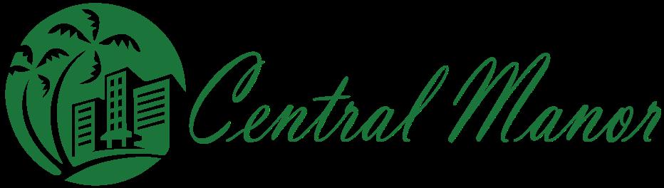 Central Manor Apartments in Daytona Beach, FL Logo