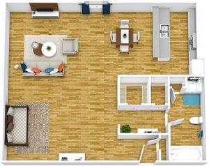 Fox Trail Apartments, 7000 Red Fox Trail, Shreveport, LA ... on casa grande floor plan, zachary floor plan, bonita floor plan, brookhaven floor plan, oak alley floor plan, brenham floor plan,