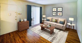 7000 Red Fox Trail Studio-2 Beds Apartment for Rent Photo Gallery 1