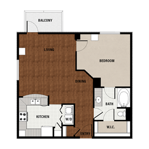 1 bedroom apartments in downtown houston