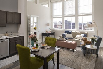 101 East 5th Avenue Studio-2 Beds Apartment for Rent Photo Gallery 1