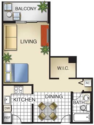 Suncoast Place Apartments 999 Ne 167th Street N Miami Beach Fl