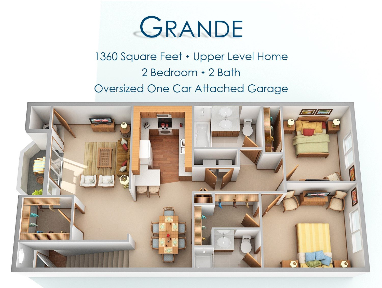 Grande Floor Plan 1