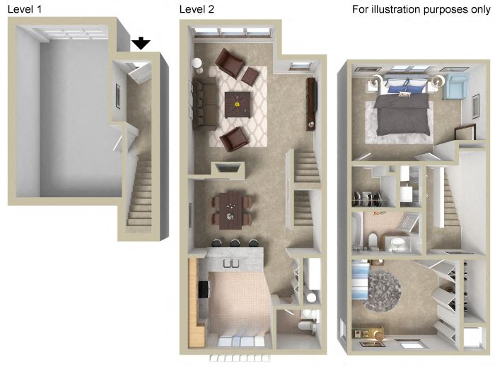 Townhouse A