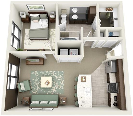 Calhoun Floor Plan 4