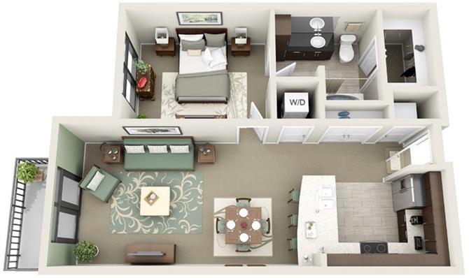 Gadsden Floor Plan 7