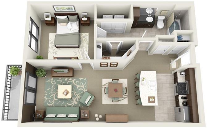 Gibbes Floor Plan 8
