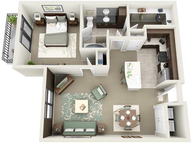 King Floor Plan 10