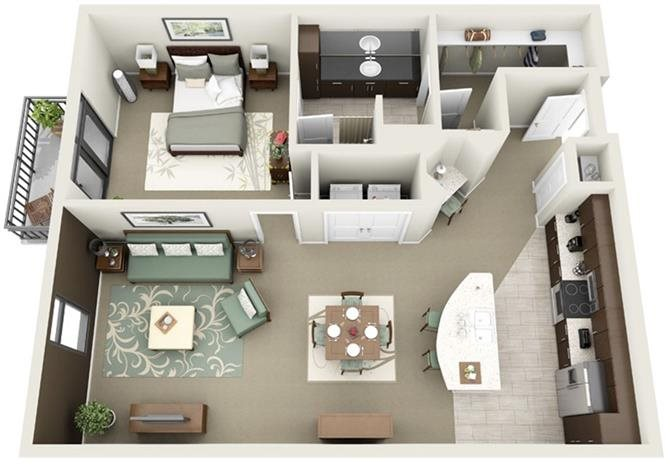 Marion Floor Plan 19
