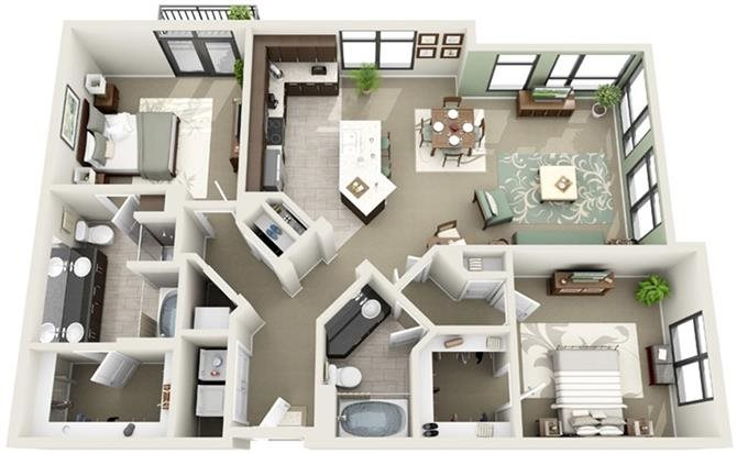 Society Floor Plan 15