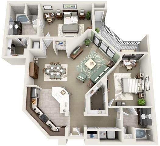Tradd Floor Plan 13