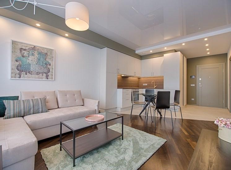 modern open concept senior apartments in jacksonville