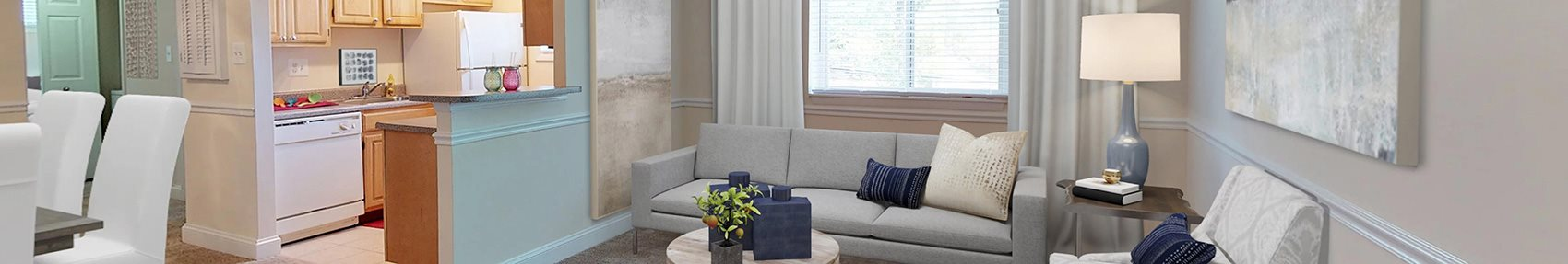 interior view banner image for bren mar apartments
