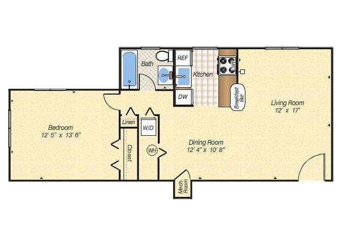 bren mar apartments (alexandria, va): from $1,370 - rentcafé