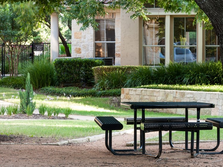 picnic area apartments in north austin