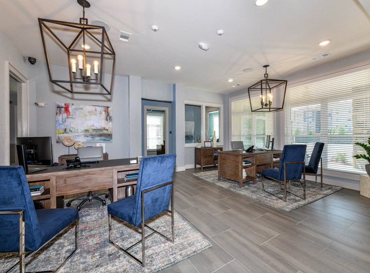 Promenade at Newnan Crossing mode unit.