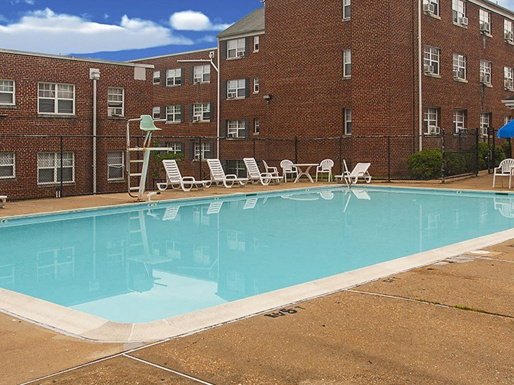 Oak Ridge Apartments Swimming Pool