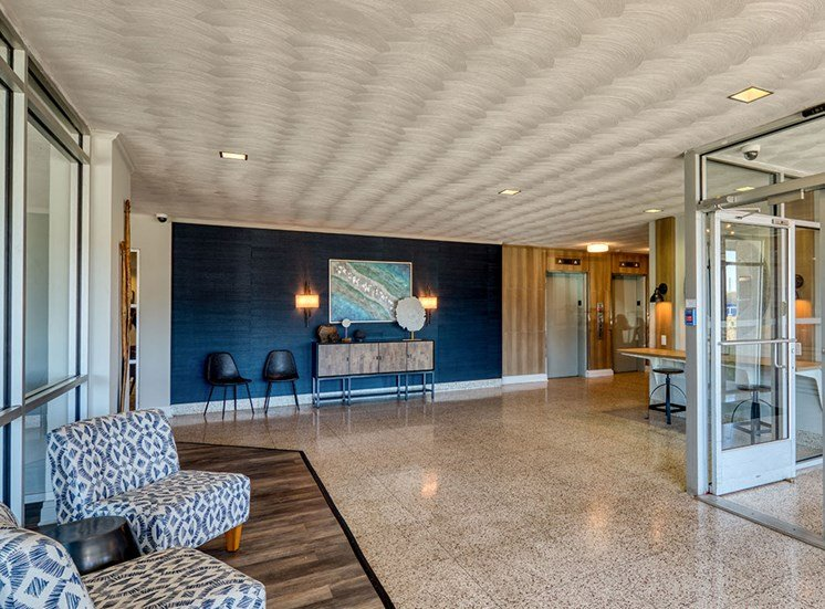 Lobby 2 at_The_Lafayette_Apartments in Norfolk VA