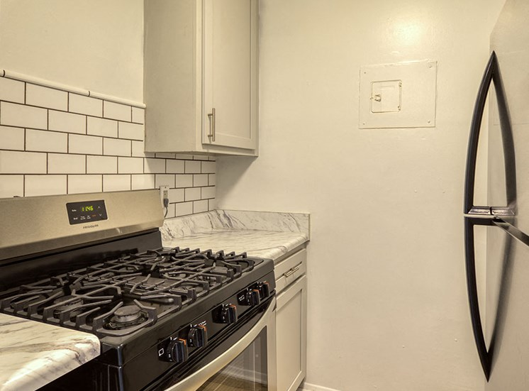Kitchen 2  at The_Lafayette_Apartments