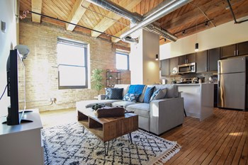 214 E Florida Street Studio-2 Beds Apartment for Rent Photo Gallery 1