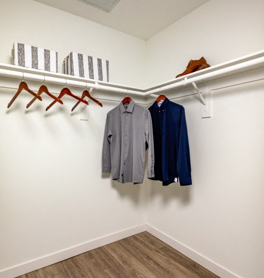 Picasso Brentwood Closet