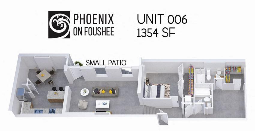 Phoenix on Foushee Unit 06