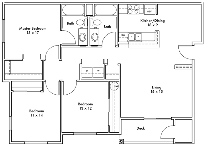 Eliza Floor Plan 6