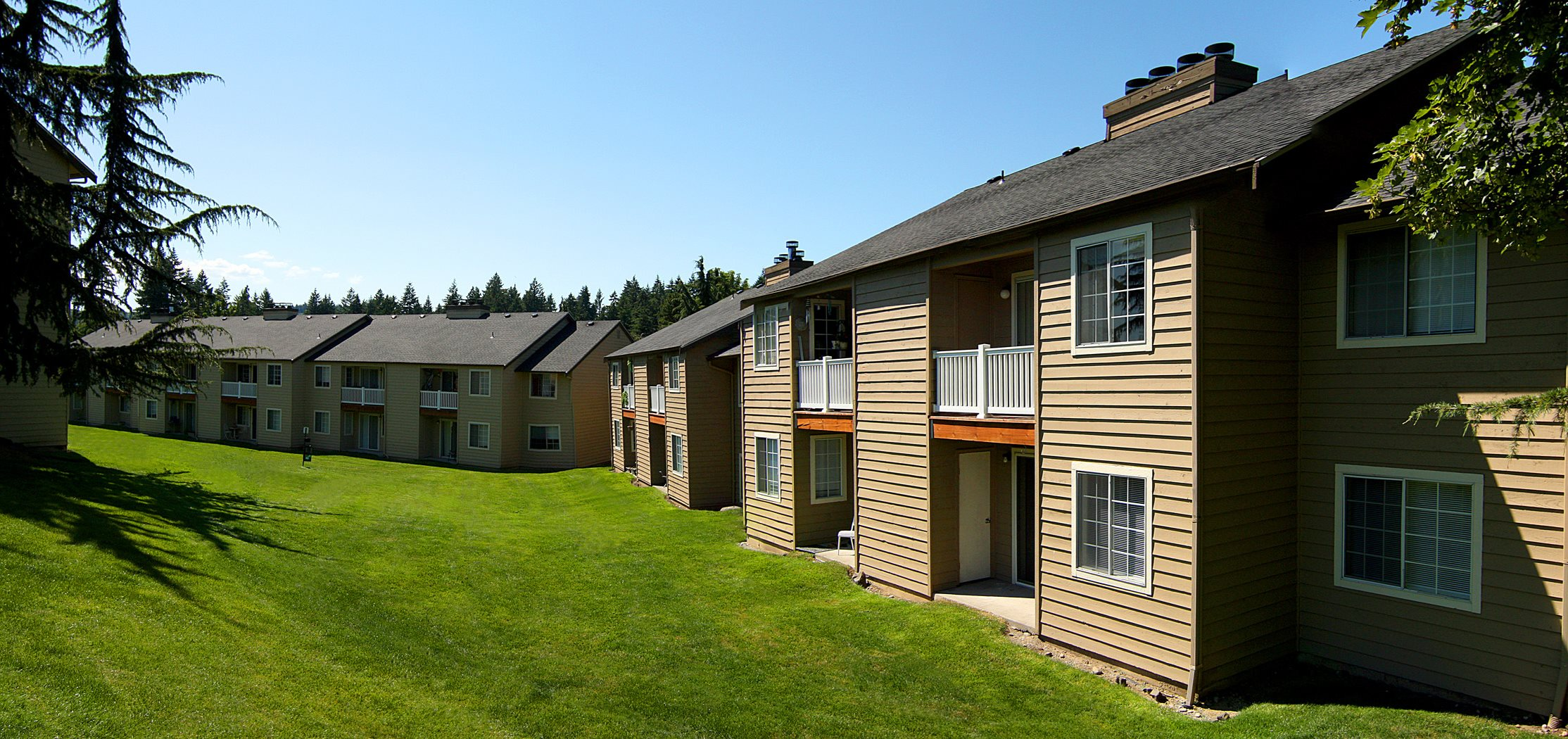 Black lake apartments apartments in olympia wa for Olympic homes