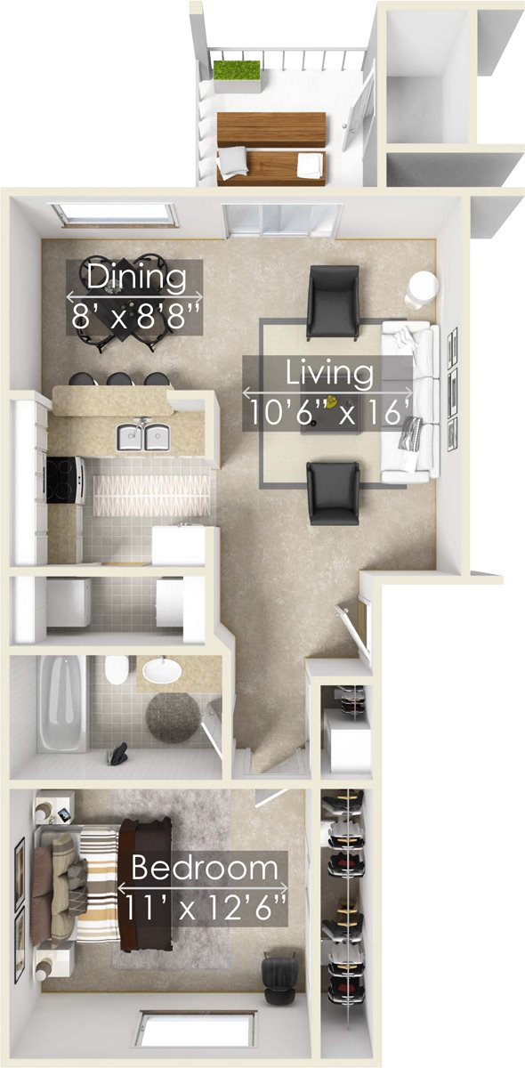 Quartz Floor Plan 2