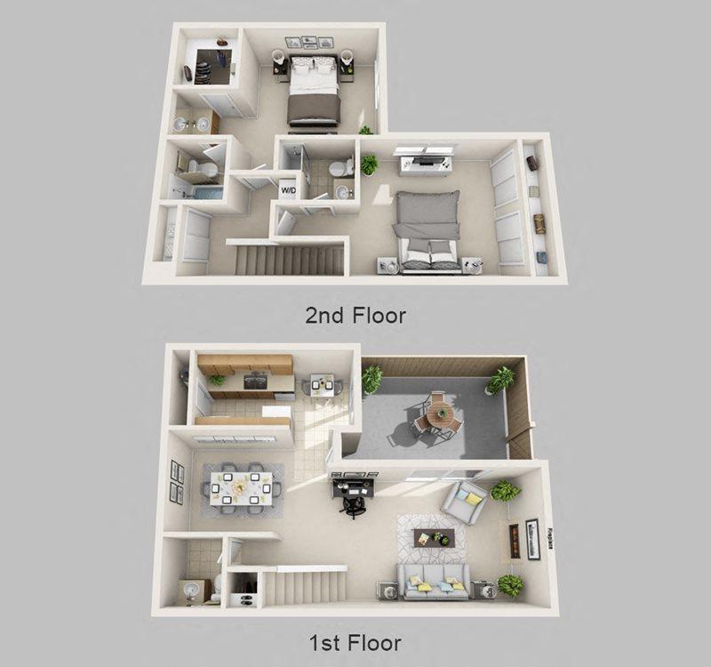 Saddlebrook Apartments: Saddlebrook At Tates Creek EBrochure
