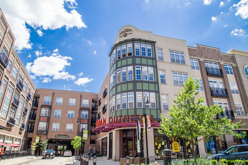 Apartments Near Eddy Street Commons at The Foundry, Indiana, 46617