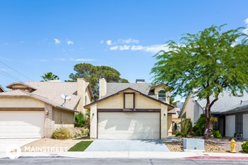 6644 Wheelbarrow Peak Dr 3 Beds House for Rent Photo Gallery 1