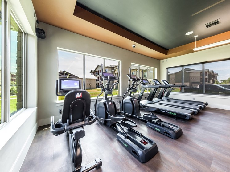 Beautiful Fitness Center at Legacy Creekside, San Antonio, TX, 78245