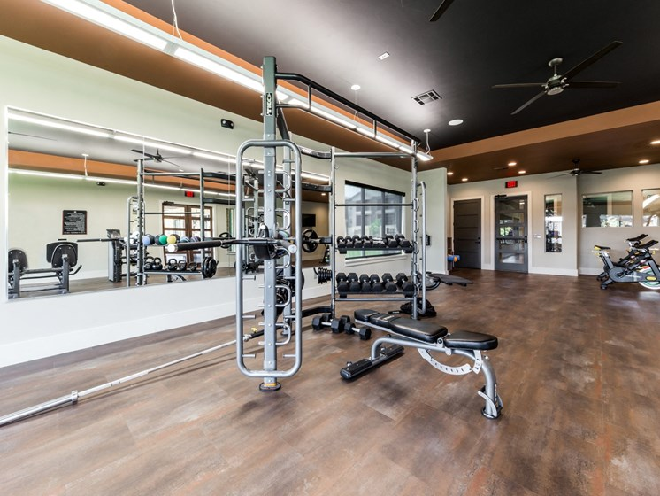 Fitness Center Access at Legacy Creekside, San Antonio, TX