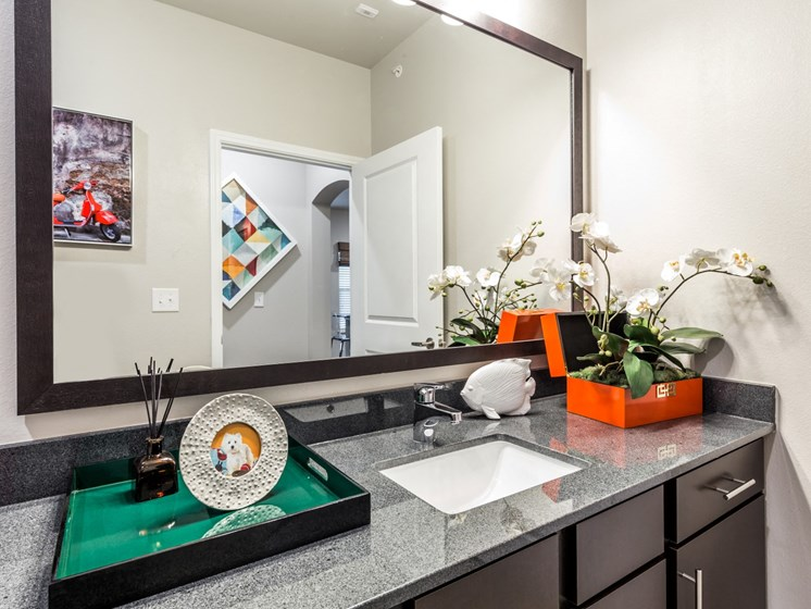Modern Style Wash-Basin at Legacy Creekside, Texas, 78245