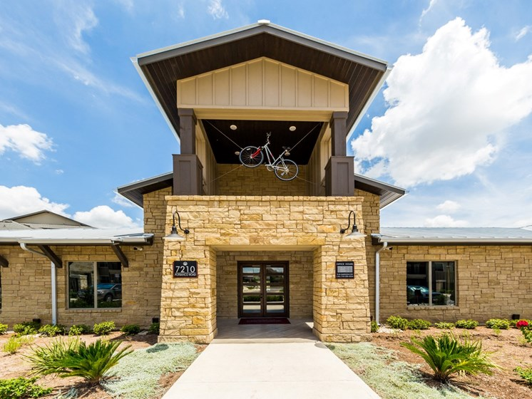 Front View Of Main Building at Legacy Creekside, San Antonio, 78245
