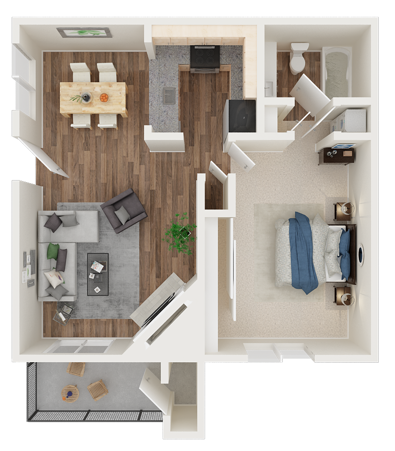 1 And 2 Bedroom Apartments Citrus Heights