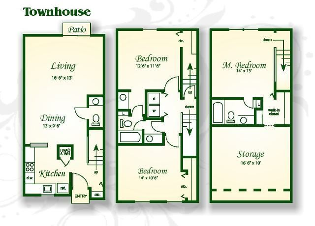 The Oak Townhouse