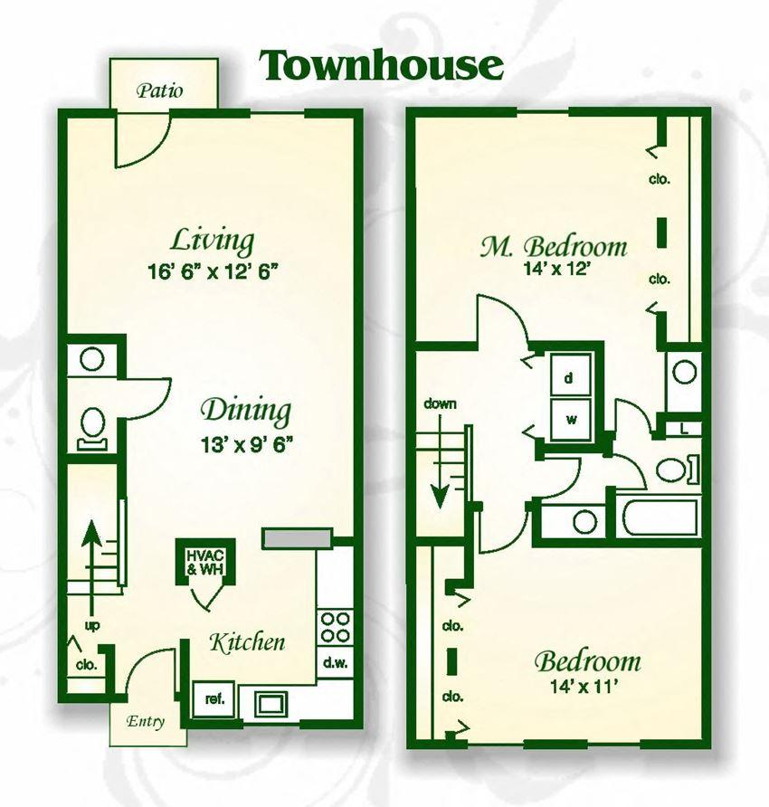 The Juniper Townhouse