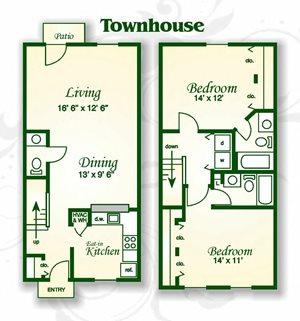 The Laurel Townhouse EIK