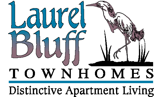 Laurel Bluff Apartments and Townhomes Property Logo 1