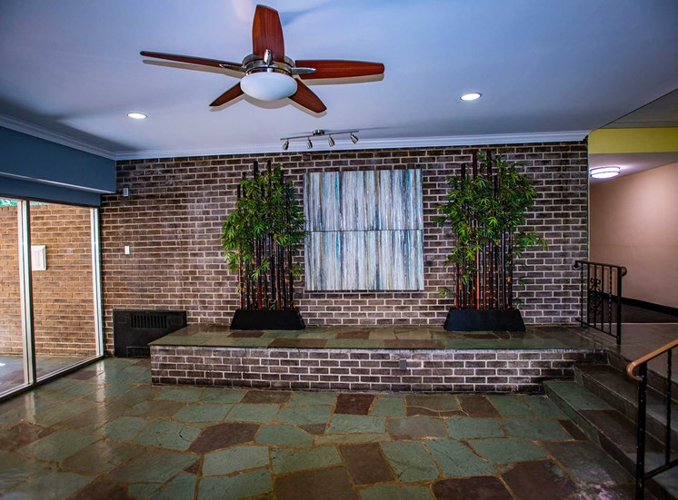 Silver Spring House Apartments Lobby 01