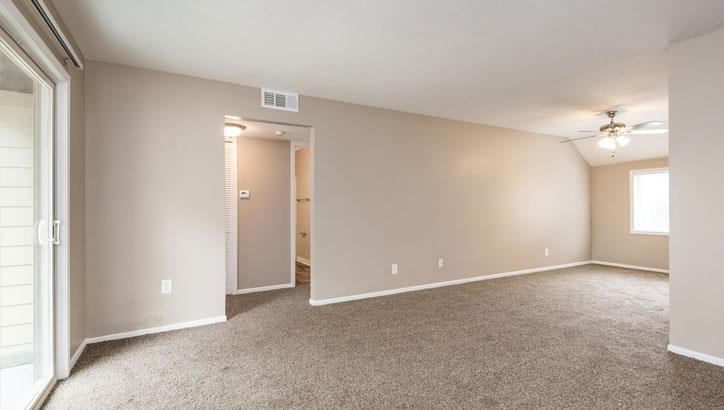 Huge floor plans at Grant 79 Apartments in Overland Park, KS