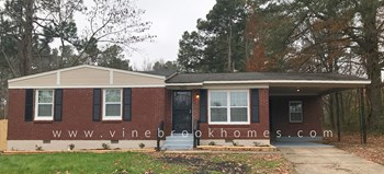 3461 Mark Twain St 3 Beds House for Rent Photo Gallery 1