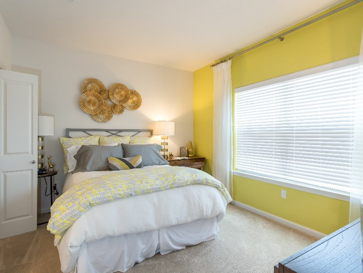 Spacious Bedrooms at Altis Lakeline, Cedar Park, Texas