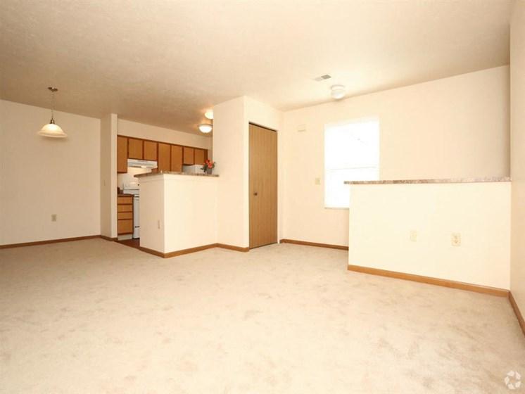apartment interior_Lakestone Apartments, Ann Arbor, MI