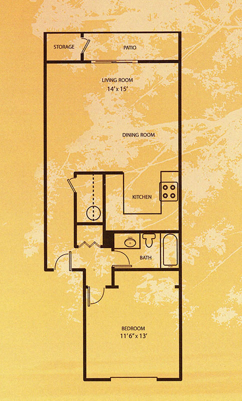 Floor Plans Of Teal Pointe In Vancouver Wa