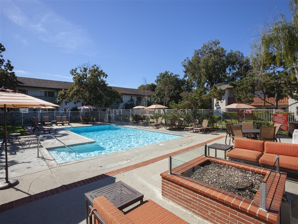 Mini Swimming Pool And Relaxing Area, at Pacific Oaks, California, 93117