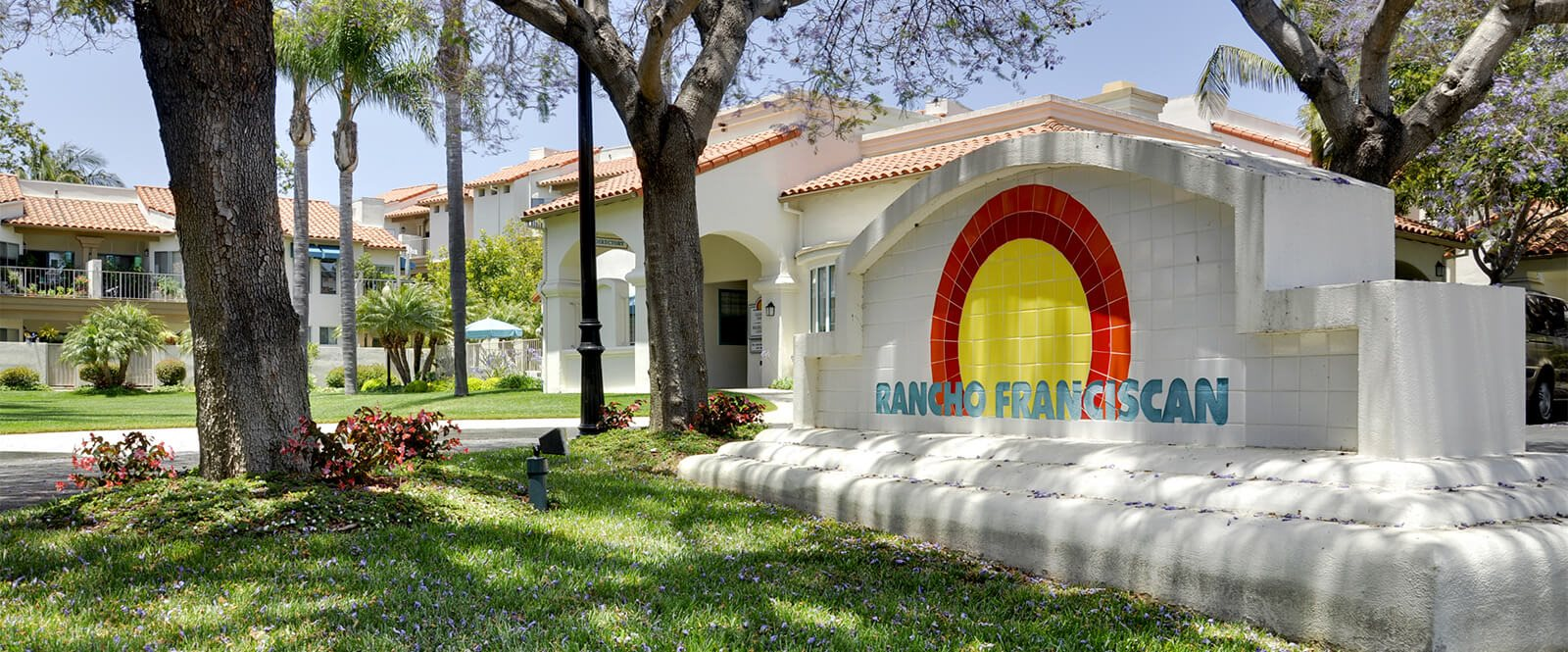 100% Non-Smoking Community, at Rancho Franciscan Senior Apartments, California, 93105